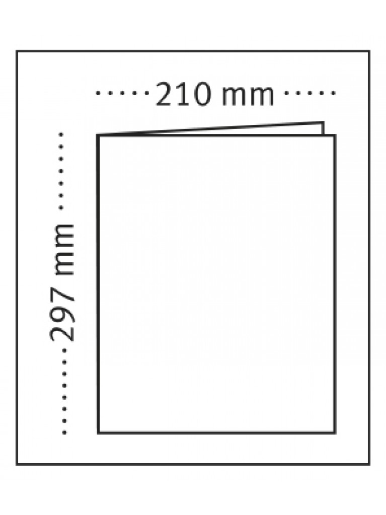 A4, 4 sivua