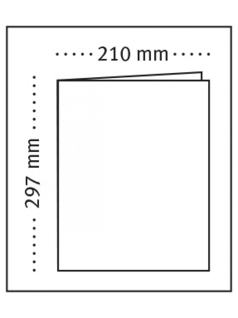 A4-esite, 8 sivua