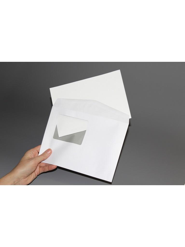 A4-kirje jäsenkortilla
